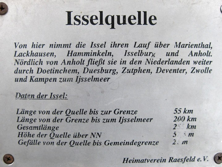 Isselquelle